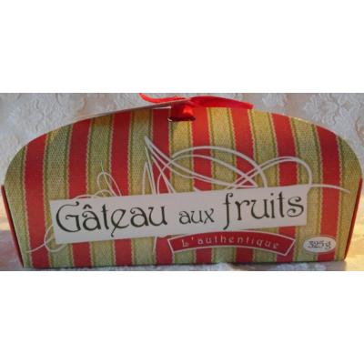 Gâteaux aux fruits , 2019 , 325 g